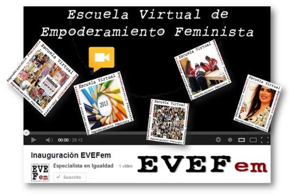 Inauguracion EVEFem
